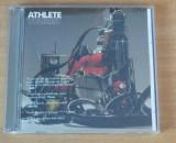 Athlete - Tourist CD, capitol records