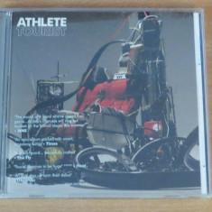 Athlete - Tourist CD