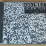 George Michael - Listen Without Prejudice, Vol. 1 (2004) CD - Muzica Rock epic