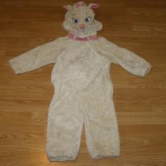 Costum carnaval serbare pisica marie pentru copii de 2-3 ani, Marime: Masura unica, Culoare: Din imagine