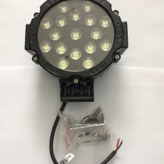 Proiector LED EPISTAR 51W 12/24V 51W COMBO 4x4 High Power AL-TCT-2647, Universal