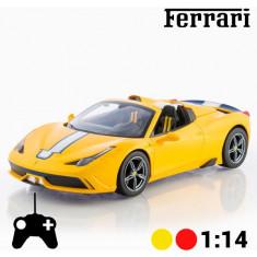Mașină Teleghidată Ferrari 458 Speciale 1:14 - Simeringuri Moto
