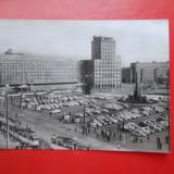 HOPCT 29316 LEIPZIG IN 1967-TRAMVAI-AUTO -GERMANIA-STAMPILOGRAFIE-CIRCULATA, Printata