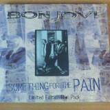 Bon Jovi - Something For The Pain (CD Digipack Single + Poster) - Muzica Rock