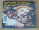 Meat Loaf - Welcome to the Neighborhood CD (1995), virgin records