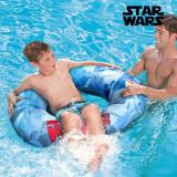 Colac Plutitor Gonflabil cu Mânere Star Wars - Plutitor Inot