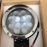 Proiector LED EPISTAR Auto CREE 60W 12/24V COMBO HIGH POWER AL-TCT-5036, Universal