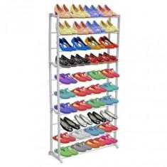 Organizator pantofi cu 10 rafturi - Pantofar hol