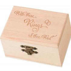Inel Purtător Box Cu acest inel - Inel fashion