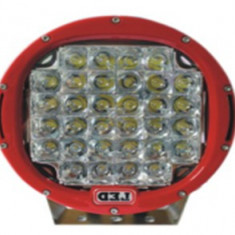 Proiector LED FLOOD 60° 160W 12/24V 4x4 SUV HIGH POWER AL-TCT-5190, Universal