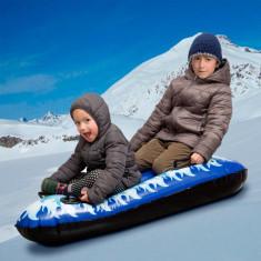 Snow Boogie Gonflabilă Gheață (2 locuri) - Anvelope offroad 4x4