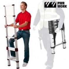 Scară Telescopică Extensibilă XXL Ladder - Adaptor pipa ghidon