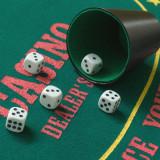 Joc cu Zaruri Póker - Set table