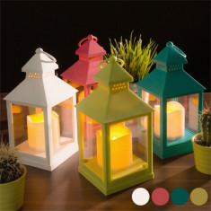 Felinar cu Lumânare LED