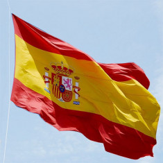 Drapel Spaniol 90 x 150cm - Steag fotbal