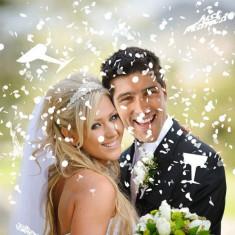 Confetti de Nuntă - Decoratiuni nunta