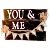 Tu și cu mine pentru totdeauna Sign