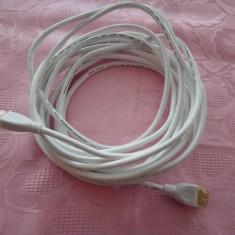 Cablu extensie USB 2.0 Hama, 5m - Cablu PC