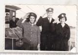 bnk foto - Lot 5 fotografii 1966 - Pe Dunare spre Braila cu vasul Murfatlar