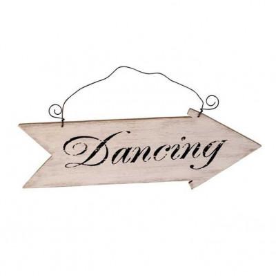 Arrow Dancing văruit în alb foto