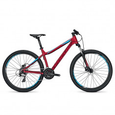 Bicicleta Focus Whistler Elite Donna 27 24G cherryredmatt 2017 - 360mm (XS) - Mountain Bike