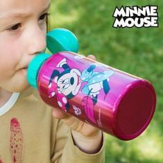 Sticlă de Aluminiu pentru Copii Minnie - Set parfum