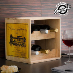 Suport pentru Sticle Château Latourin 1976 Vintage Coconut - Suport sticla vin