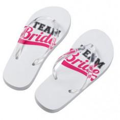 Bride echipa Flip Flops - Mediu - Patch Panel