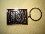 Breloc chei elegant Jack Daniel's  NOU