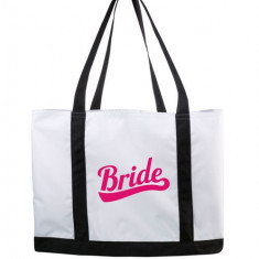 Bride Beach Bag - Patch Panel