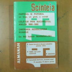 Almanah Scanteia 1979 Ressu Iser Luchian Grigorescu Andreescu Petrascu Tonitza