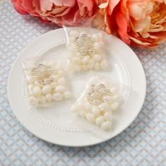 Fasole perfect Plain Colectia alb jeleu în aromă de fructe Cherry