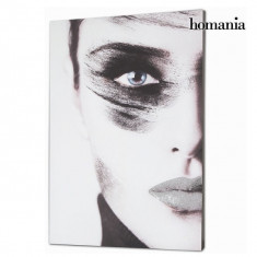 Tablou digital pictat pe pânză by Homania - Pictor strain