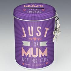 Pentru doar mama Fund Tin