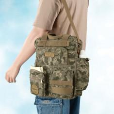Daddy militare Bag scutec - Muzica Rock & Roll