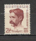 Australia. 1949 82 ani nastere H.Lawson-scriitor   KY.21