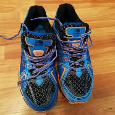 Adidasi Karrimor D30 Stability marimea 39, buni pentru trail running - Adidasi barbati Karrimor, Culoare: Albastru