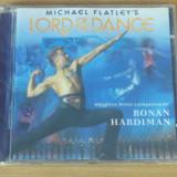 Ronan Hardiman - Michael Flatley's Lord Of The Dance Soundtrack CD - Muzica soundtrack Altele