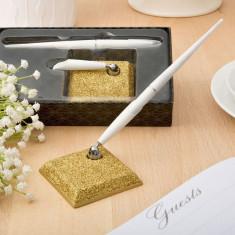 Colectia de Aur eleganță stilou set de solefavors - Carte Epoca de aur