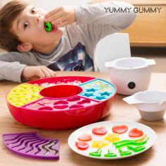Aparat pentru Fabricat Jeleuri Yummy Gummy