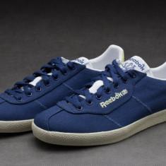 Tenisi Reebok CL PRINCE DESERT VIBE M46391 nr. 40 si 41 - Adidasi barbati Reebok, Culoare: Albastru, Textil