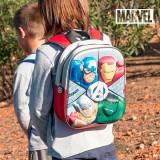Ghiozdan 3D Avengers