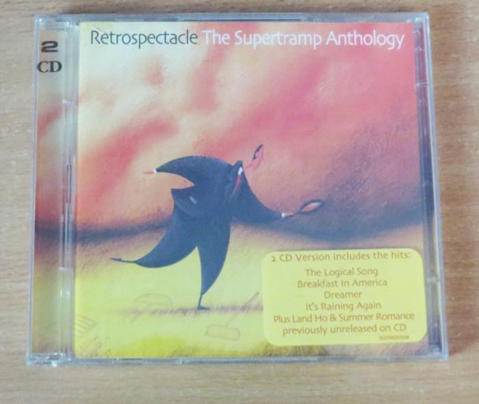 Supertramp - Retrospectacle (The Supertramp Anthology) 2CD
