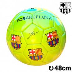 Minge Fotbal Galbenă F.C. Barcelona - Medie - Poarta Fotbal