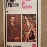 POVESTIRI DIN AUSTRALIA-HENRY LAWSON - Roman