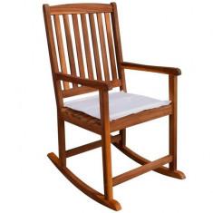 Balansoar pentru grădină din lemn de acacia - Balansoar interior
