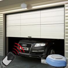 Ușă de garaj deschisă electric cu 2 Telecomenzi - Laptop Dell