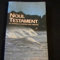 NOUL TESTAMENT AL DOMNULUI NOSTRU IISUS HRISTOS-1223 PG-BIBLIA ROMANA-, Alta editura