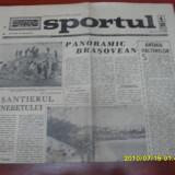Ziar    Sportul             21  05    1968