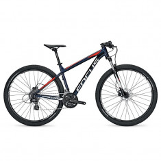 Bicicleta Focus Whistler Evo 29 24G royalblue 2017 - 460mm (M) - Mountain Bike
